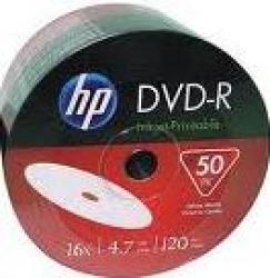 DVD -R HP 4,7Gb 16x ( 50) bulk print