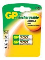 Аккумулятор GP HC03/AAA Ni-MH  700mAh 2bl