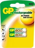 Аккумулятор GP HC03/AAA Ni-MH  800mAh 2bl