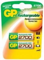 Аккумулятор GP HC6/AA Ni-MH 2700mAh 2bl