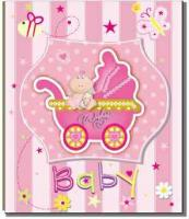 Фотоальбом 10x15/200 BKM46200 Baby Car