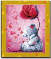 Фотоальбом 10x15/200 BKM46200 Baby rose