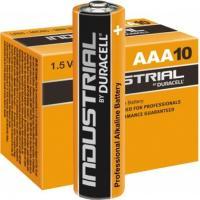 Батарейка Duracell LR 03/AAA Industrial /box 10