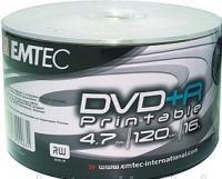 DVD+R Emtec 4,7Gb 16x ( 50) bulk print