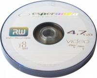 DVD+R Esperanza 4,7Gb  16x ( 10) bulk