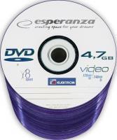 DVD+R Esperanza 4,7Gb  16x ( 50) bulk