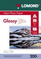 Фотобумага Lomond Glossy 29.7x42 (А3) 200 50л.