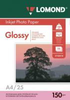 Фотобумага Lomond Glossy 21x29.7 (А4) 150  25л.