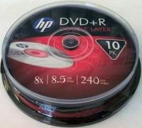 DVD+R HP 8,5Gb 8x ( 10) cake print