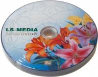 DVD+R LS-Media 4,7Gb 16x ( 10) bulk