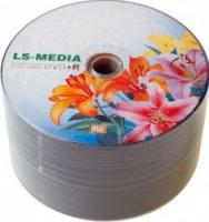 DVD+R LS-Media 4,7Gb 16x ( 50) bulk