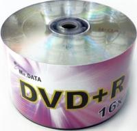 DVD+R Mr Data 4,7Gb 16x ( 50) bulk