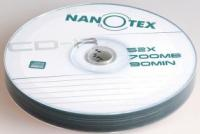 CD-R Nanotex 80 52x ( 10) bulk
