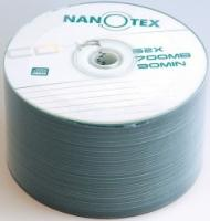 CD-R Nanotex 80 52x ( 50) bulk