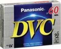 Видеокассета Panasonic DVM-60 FF