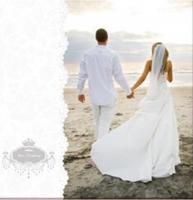 Фотоальбом S-20 листов Wedding Bouquet