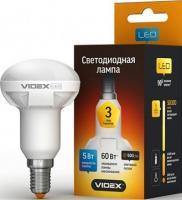 Лампа LED VIdex E14 R50  5W 4100K 220V