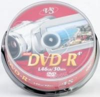 DVD-R VS 1,4Gb 4x (10) cake