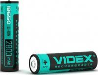 Аккумулятор 18650 Videx 2800mAh с защитой
