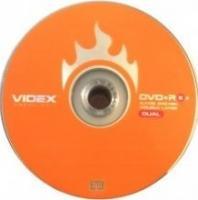 DVD+R Videx 4,7Gb 16x ( 50) bulk