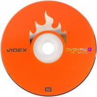 DVD+RW Videx 4,7Gb 4x ( 10) bulk
