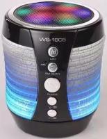 Портативная Bluetooth-колонка WSTER WS-1805