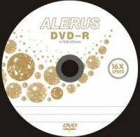 DVD -R Alerus 4,7Gb 16x ( 50) bulk